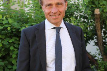 Agimus-Geschäftsführer Ralf Utermöhlen. Foto: Merle Janßen
