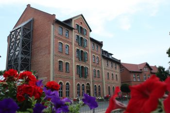 Das Gästehaus der Bundesakademie, Schünemannsche Mühle am Rosenwall 17. Foto: Derya Özlük