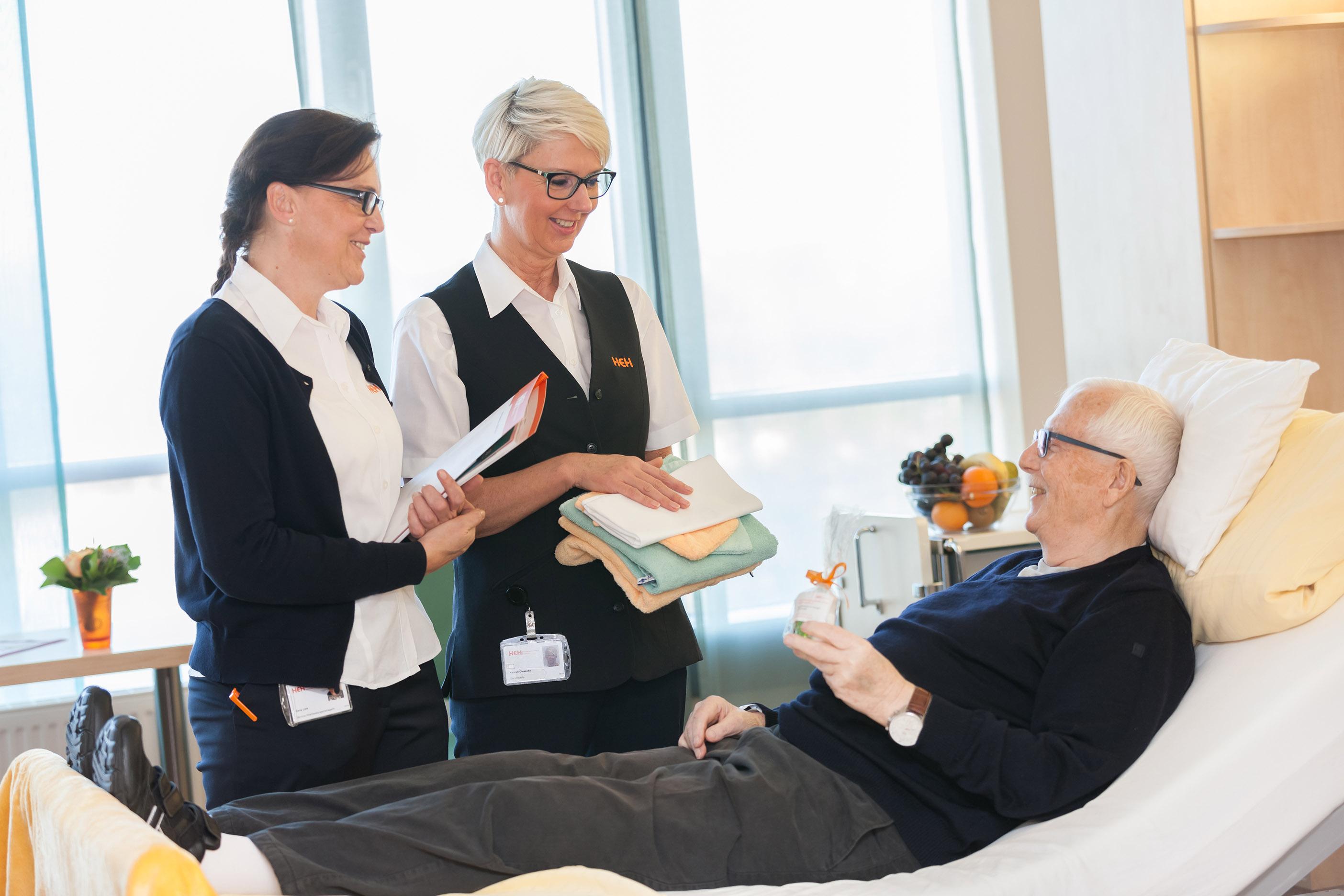 Mit Rang 82 ist das HEH als einzige Braunschweiger Klinik im bundesweiten Ranking vertreten. Foto: HEH