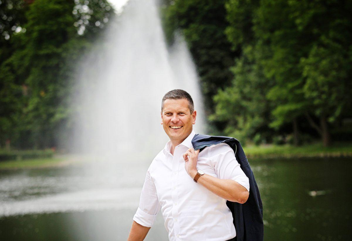 Norman Lies. Foto: Holger Isermann