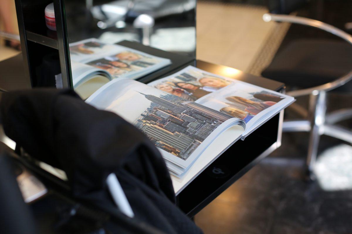 Highlights aus New York: Festgehalten in einem Fotoalbum für Ihre Kunden. Foto: Derya Özlük