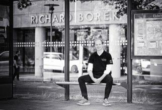 Richard Borek, Geschäftsführender Gesellschafter der Unternehmensgruppe Richard Borek. Foto: Holger Isermann