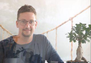 Marcel Frenzel bringt sein Unternehmen seit zwei Jahren auf Kurs. Foto: Derya Özlük