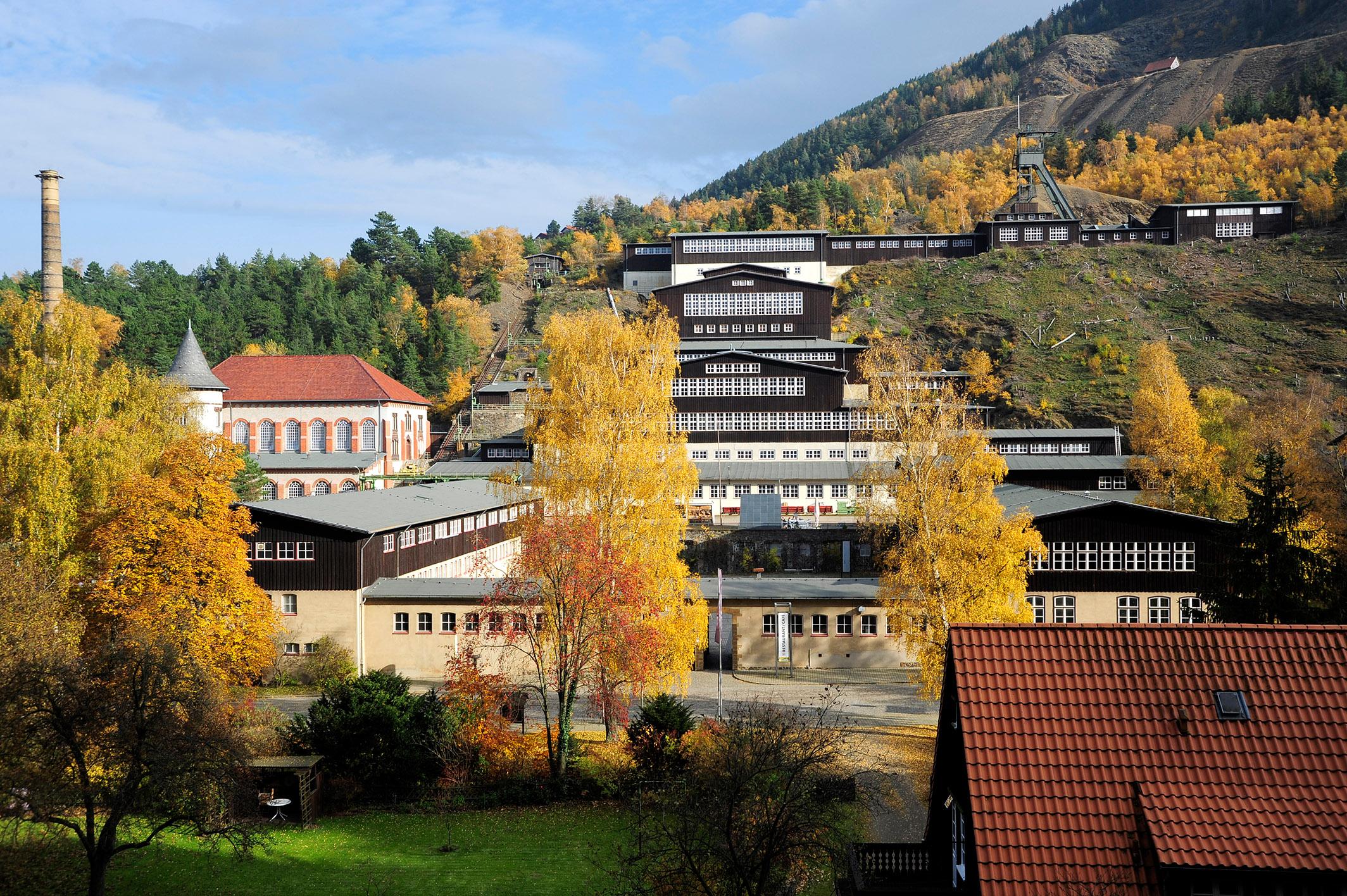Der Wirtschaftsstandort Goslar. Foto: Landkreis Goslar