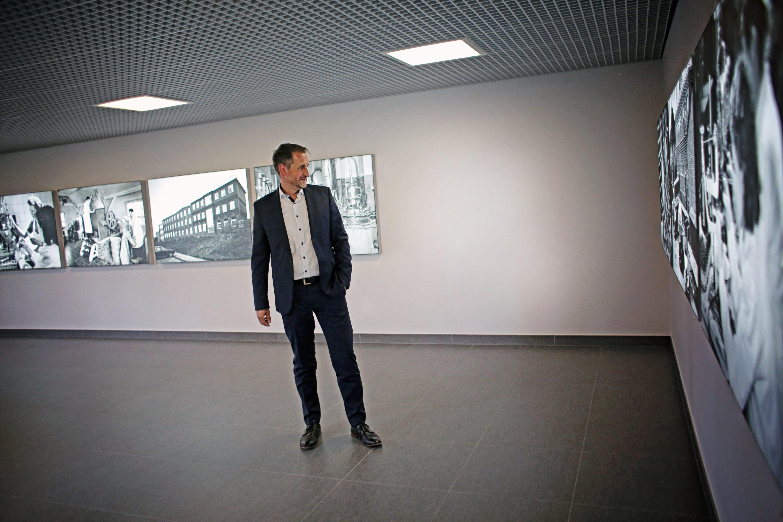Nils Ole Wolcke. Foto: Holger Isermann