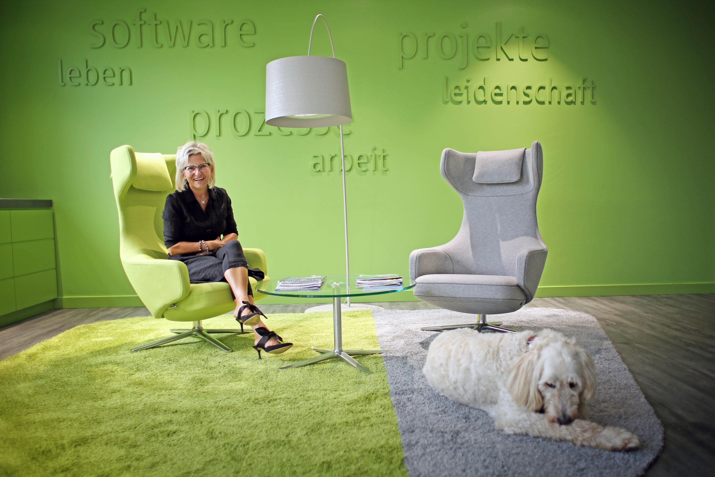 Hildegard Eckhardt. Foto: Holger Isermann