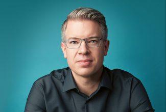 Frank Thelen, Unternehmer, Startup-Investor und Fernsehstar. Foto: Olaf Becker Berlin