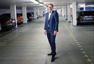 Thomas Krause, Vorstand der Wolfsburg AG. Foto: Holger Isermann