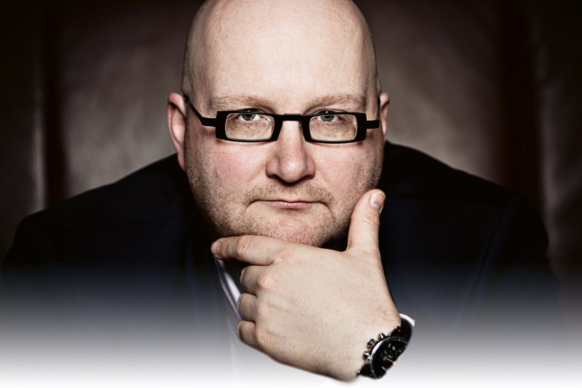 Prof. Dr. Lars Vollmer. Foto: Lars Vollmer
