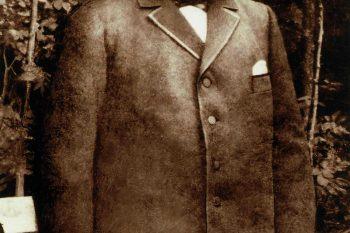 Wilhelm Mast gründete 1878 das Unternehmen in Wolfenbüttel und stellte zunächst Essig für den Bergbau her. Foto: Jägermeister SE