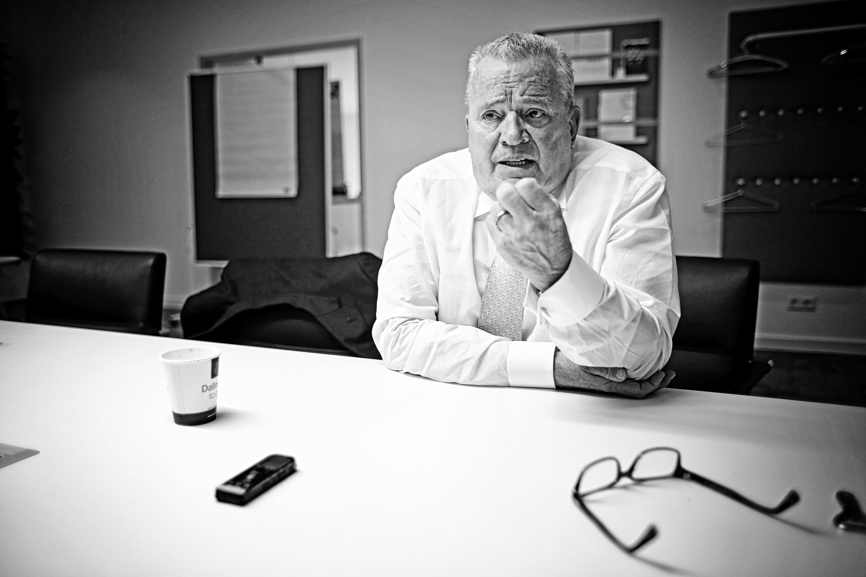 Klare Worte: Thomas Sattelberger ging am Rande der Transformation Sessions vor allem mit dem Volkswagen-Management hart ins Gericht. Foto: Holger Isermann