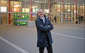 Seit zehn Jahren ist Marco Schlott Bahnhofsmanager in Braunschweig. Foto: Holger Isermann