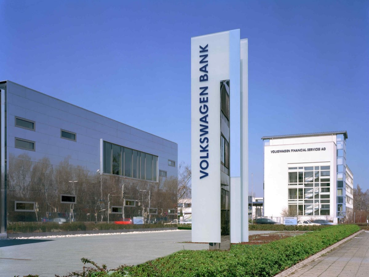 Rekordergebnis für die Volkswagen Finanzdienstleistungen. Foto: Volkswagen Financial Services AG