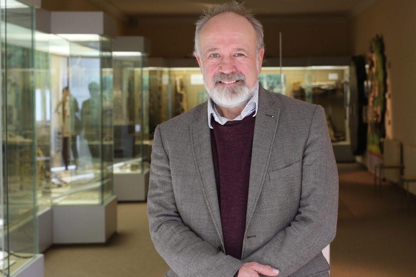 Prof. Dr. Ulrich Joger. Foto: Stephanie Link