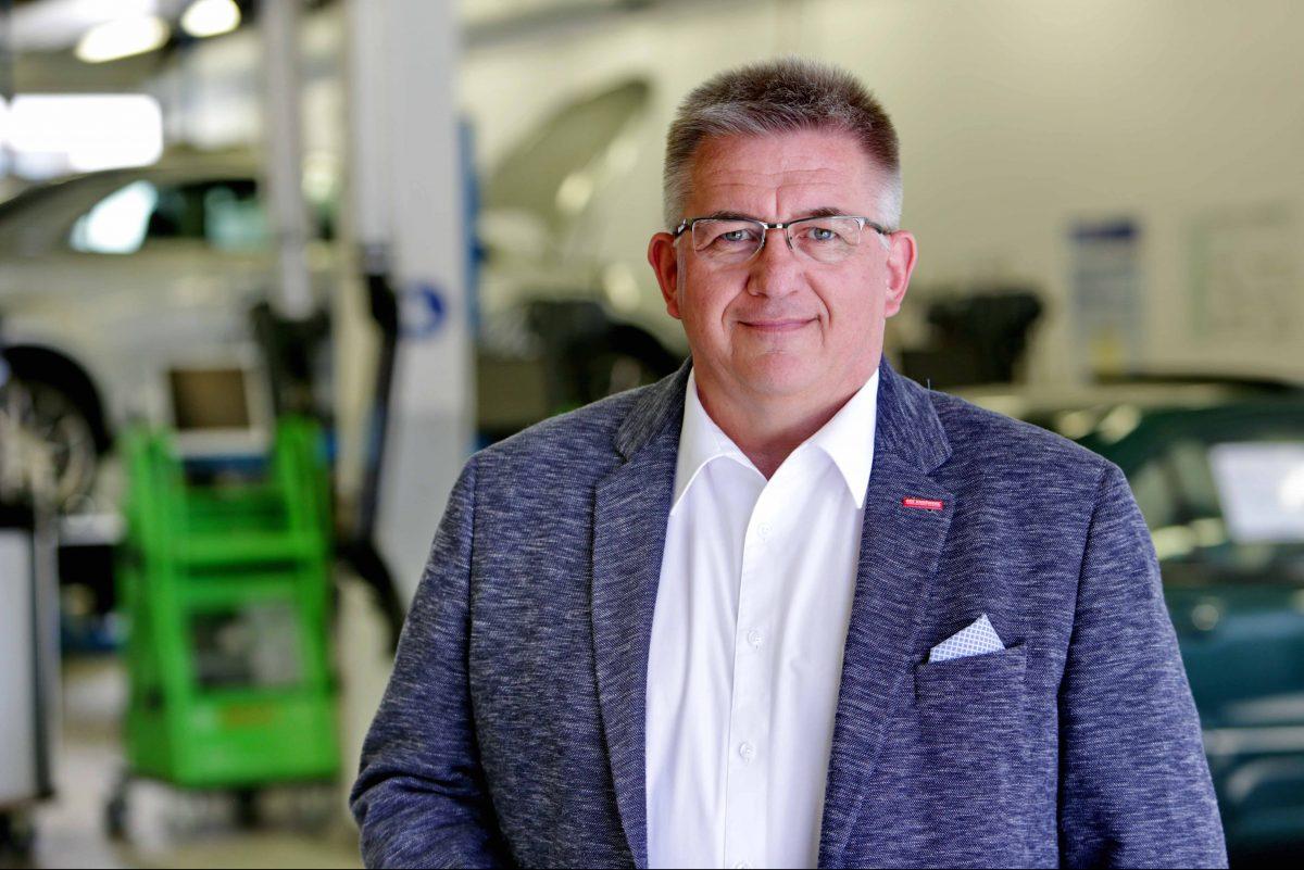 Detlef Bade - Vizepräsident LHN und Kammerpräsident. Foto: Handwerkskammer Braunschweig-Lüneburg-Stade