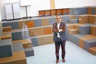 Der AWO Bezirksverband Braunschweig e.V. mit seinem Vorstandsvorsitzendem Rifat Fersahoglu-Weber ist Träger von 130 Einrichtungen zwischen Harz und Heide und schon deshalb ein bekannter Arbeitgeber (Platz 3) in der Gesundheitsbranche. Foto: Holger Isermann.