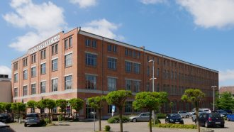 Seit 2017 ist msg DAVID in den ehemaligen Pantherwerken am Braunschweiger Mittelweg beheimatet. Foto: msg.