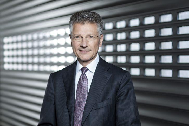 Dr. Elmar Degenhart, Vorstandsvorsitzender Continental AG. Foto: Continental AG