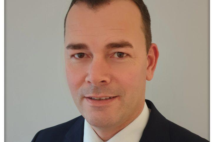 Mark Michael ist Geschäftsführer der Güterverkehrszentrum-Entwicklungsgesellschaft Wolfsburg. Foto: Privat