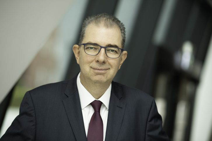 IHKLW-Präsident Andreas Kirschenmann. Foto: Jürgen Müller / nh