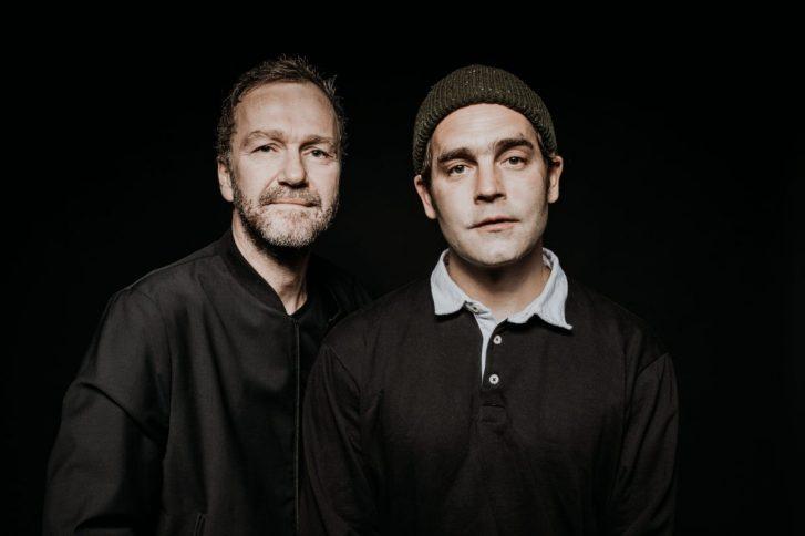 """Axel Horn und Axel Bosse haben gemeinsam die Booking-Agentur """"Auf die feine Tour"""" gegründet. Foto: Nina Stiller Photography."""