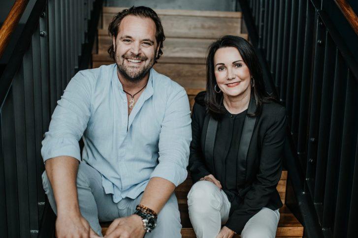 Seit 2019 leiteten Lars Nussbaum und Diana Brinkmann gemeinsam das Überland. Foto: Nina Stiller.