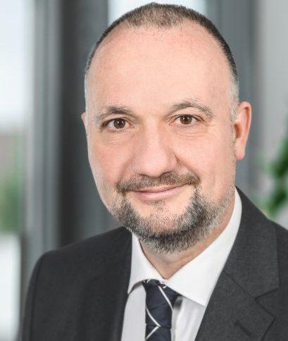 Dr. Joachim Manns ist der neue COO bei EEW. Foto: EEW.
