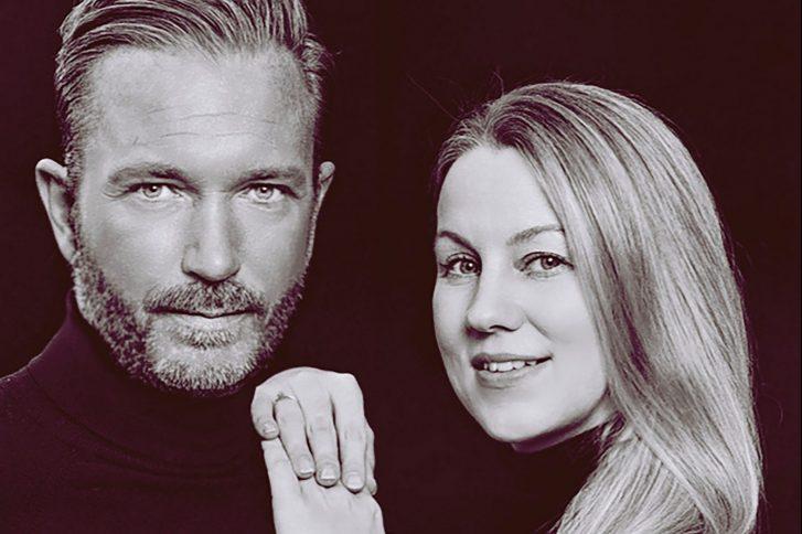 Jessica und Michael Herbst. Foto: Vierke.