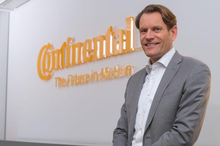Nikolai Setzer wird zum 1. Dezember Vorstandsvorsitzender der Continental AG. Foto: Continental AG